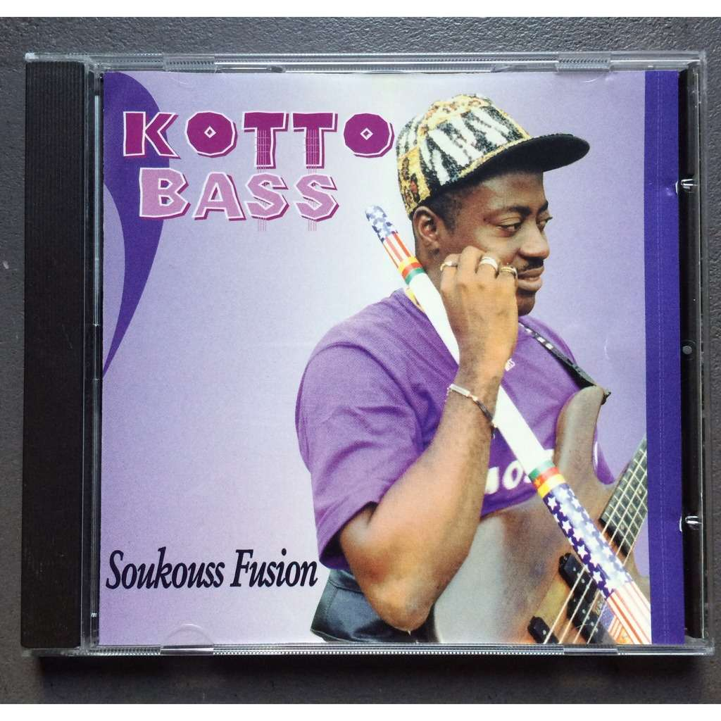 THE INCREDIBLE STORY OF KOTTO BASS' ARTISTRY.